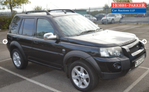 Picture of 2004 Land Rover Freelander 111,081 miles for auction 25th For Sale