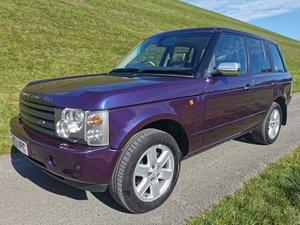 Range Rover Autobiography V8 - FLRSH, Jasper Blue