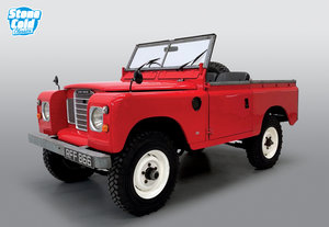 Picture of 1961 Land Rover SWB  Restord with later bodywork SOLD
