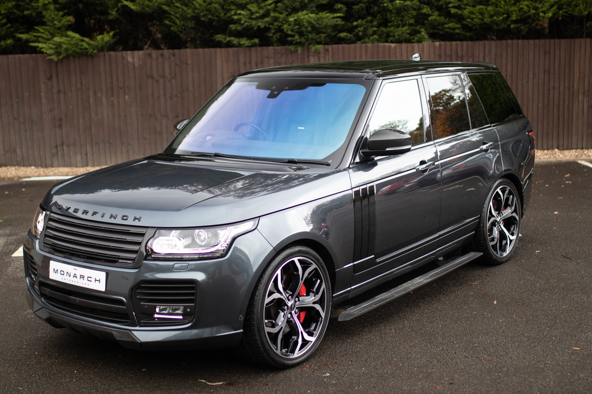 2017/17 Range Rover Autobiography SDV8 Overfinch GT For Sale (picture 2 of 6)