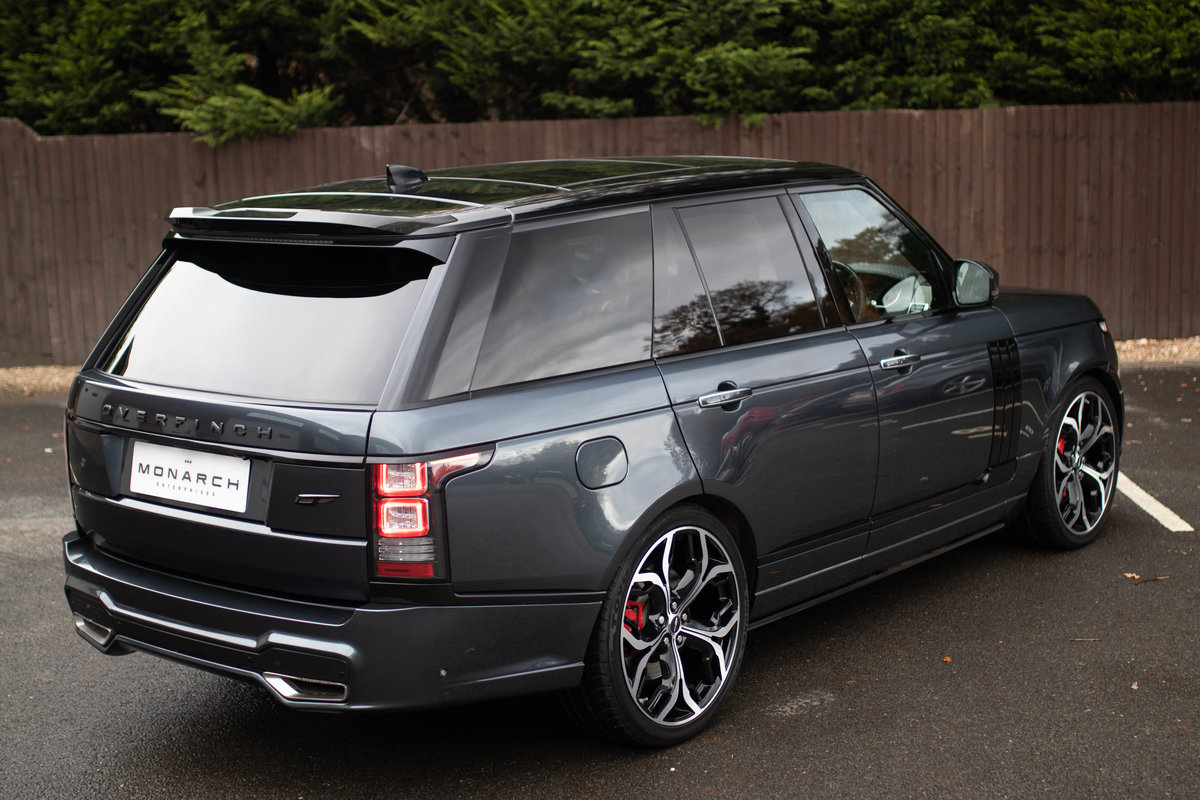 2017/17 Range Rover Autobiography SDV8 Overfinch GT For Sale (picture 3 of 6)