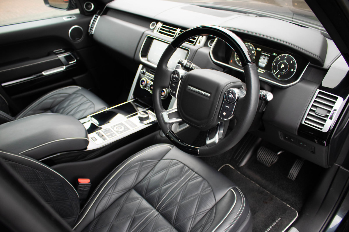 2017/17 Range Rover Autobiography SDV8 Overfinch GT For Sale (picture 4 of 6)
