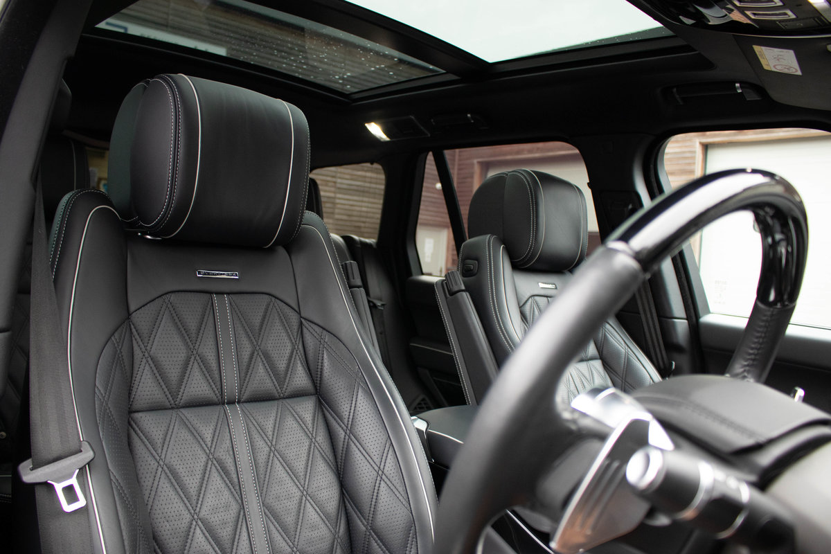 2017/17 Range Rover Autobiography SDV8 Overfinch GT For Sale (picture 5 of 6)