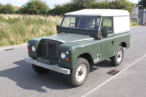 Land Rover Series 2A SWB Petrol NOW SOLD