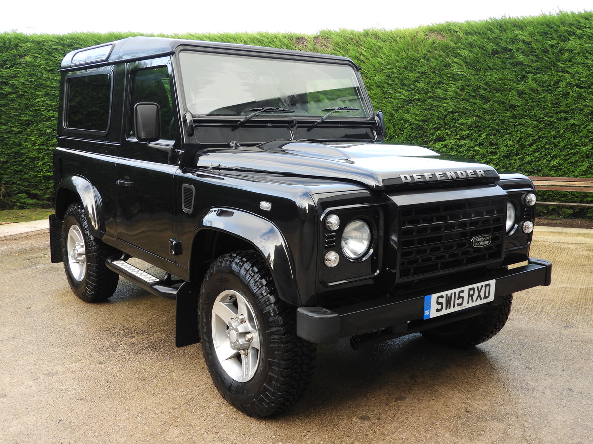 2015 LAND ROVER DEFENDER 90 2.2TDCI XS STATION WAGON !!! For Sale (picture 1 of 6)