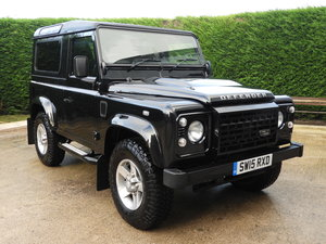 2015 LAND ROVER DEFENDER 90 2.2TDCI XS STATION WAGON !!!