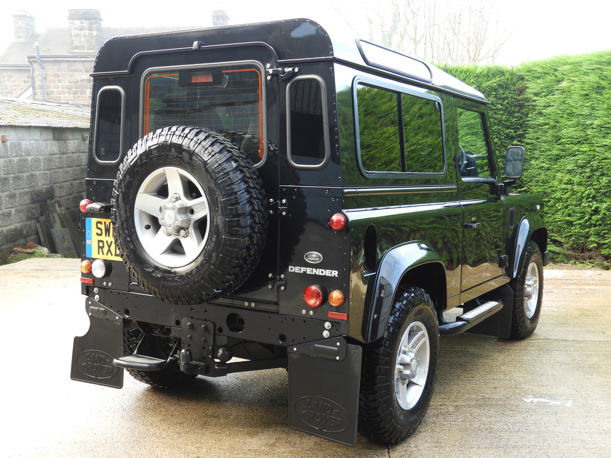 2015 LAND ROVER DEFENDER 90 2.2TDCI XS STATION WAGON !!! For Sale (picture 3 of 6)