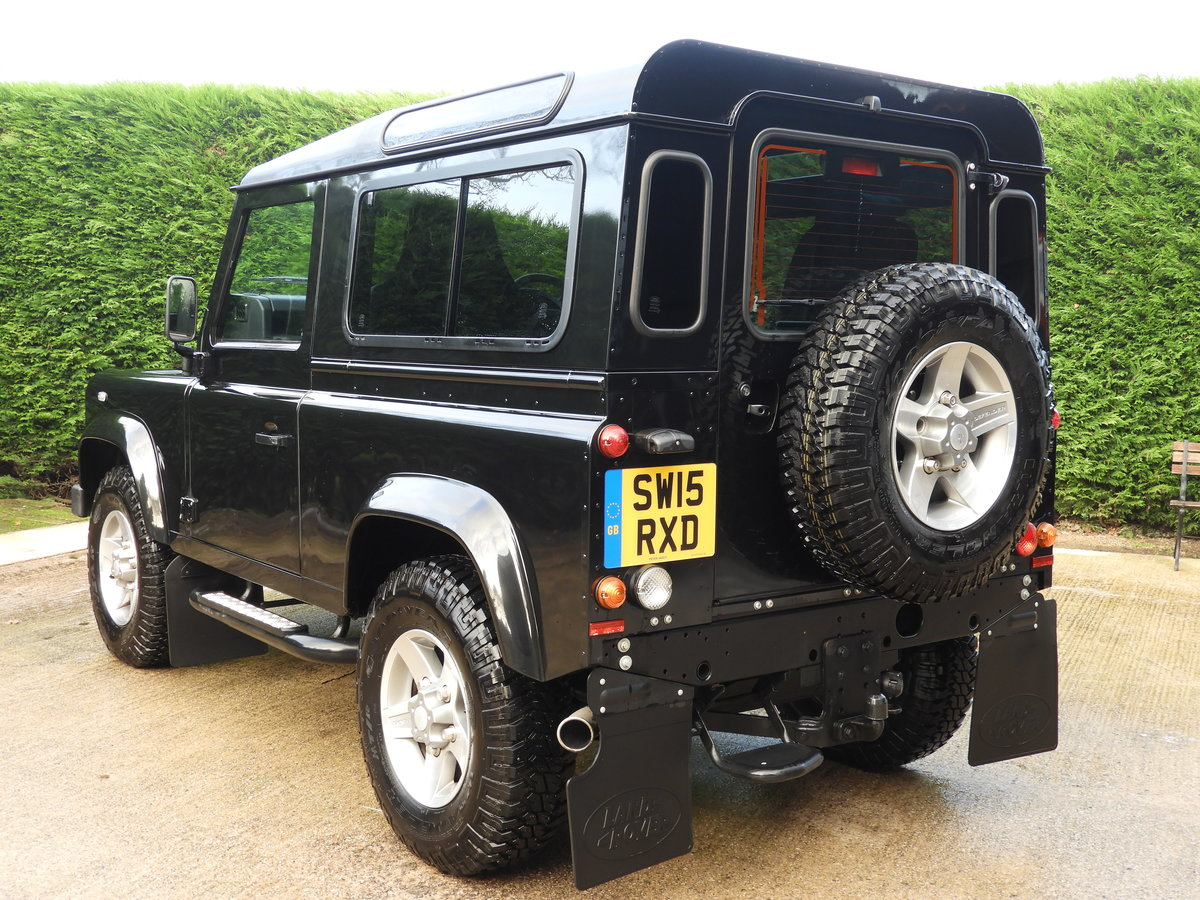2015 LAND ROVER DEFENDER 90 2.2TDCI XS STATION WAGON !!! For Sale (picture 4 of 6)