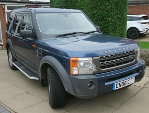 Discovery 3, 2.7 V6 diesel, manual