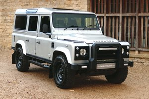 LAND ROVER DEFENDER 110 2.3 EcoBoost GDTi Petrol AUTO XS SWN