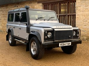 LAND ROVER DEFENDER 110 2.2TDci XS 7 SEATER STATION WAGON