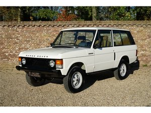 Land Rover Range Rover Classic Complete restored condition!