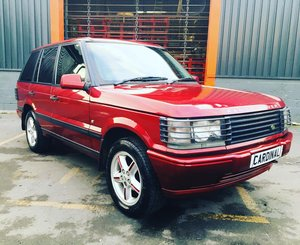 Picture of 2001 RANGE ROVER BORDEAUX AUTO 2.5TD 1 of 100 SE CARS For Sale