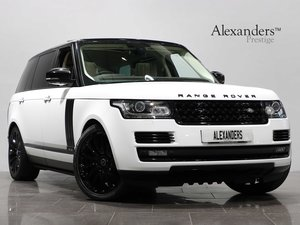 Picture of 2015 15 15 RANGE ROVER AUTOBIOGRAPHY LWB 5.0 V8 SUPERCHARGED AUTO For Sale