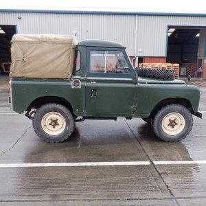 Land rover series 3, Diesel