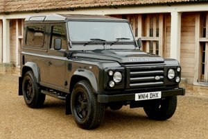 Picture of 2014 LAND ROVER DEFENDER 90 5.3 V8 RIVOLVE Edition XS SWN For Sale