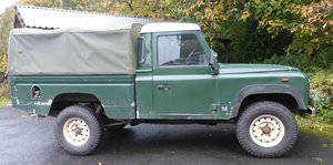 Picture of 1993 LANDROVER 110 DEFENDER HCPU 200 TDI REBUILT For Sale