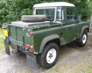 Picture of 1986 Landrover 90 truck cab 2.5 petrol For Sale