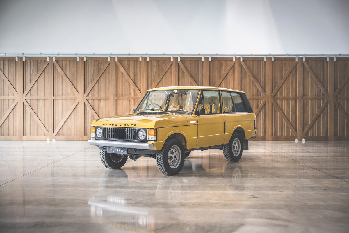 1978 Land Rover Range Rover 2dr Classic For Sale (picture 1 of 6)