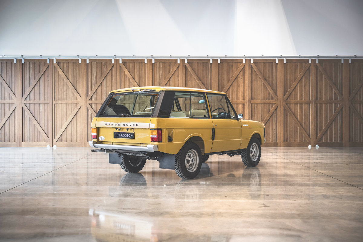1978 Land Rover Range Rover 2dr Classic For Sale (picture 2 of 6)