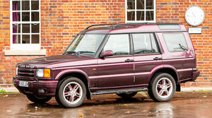 Picture of 2000 Land Rover Discovery 2 Autobiography For Sale by Auction