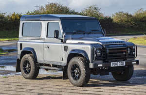 Picture of 2015 Land Rover Defender 90 XS TD 4x4 Utility For Sale by Auction