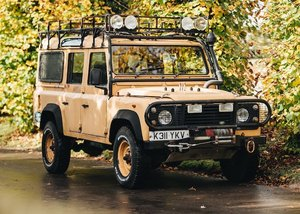 Picture of 1992 Land Rover 4x4 Camel Trophy For Sale by Auction