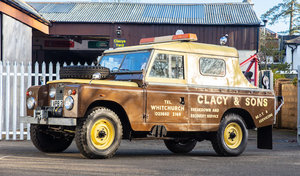 Picture of 1968 Land Rover Series IIA 4x4 Recovery Truck