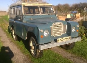 Picture of 1972 Land Rover Series III 4x4 Utility For Sale by Auction