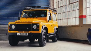 Picture of 2008 Land Rover Defender 90 SOLD
