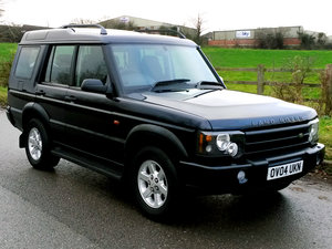 Picture of 2004 LAND ROVER DISCOVERY PURSUIT 2.5 TD5 // ONLY 69000 MILES
