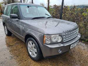 Picture of 2007 Stunning Condition Range Rover 3.6 TD V8 FSH SOLD
