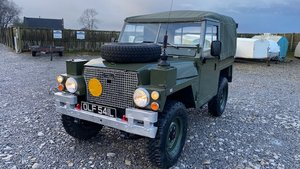Picture of 1972 Land Rover® Lightweight *MOT & Tax Exempt* (OLF) SOLD SOLD