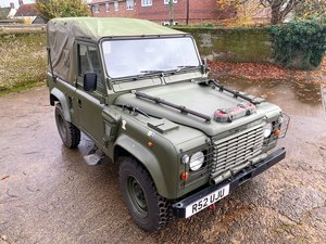 Picture of 1998 Defender 90 300TDi XD Wolf soft top+long MOT For Sale