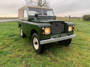 Picture of 1969 Land Rover® Series 2a *MOT & Tax Exempt* (RKT) RESERVED SOLD