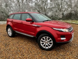Picture of 2015 RANGE ROVER EVOQUE 2.2 SD4 AWD 6 SPEED MANUAL SOLD