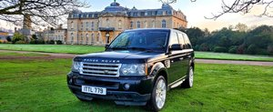 Picture of 2009 LHD RANGE ROVER SPORT HSE2.7 TDV6 TURBO,LEFT HAND DRIVE For Sale