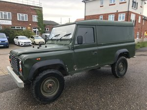 Picture of 1987 LANDROVER 110 EX-ARMY VEHICLE