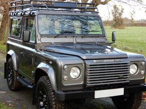 Picture of 2005 Land Rover Defender 90 XS Station Wagon SOLD