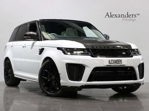 Picture of 2020 20 70 RANGE ROVER SPORT SVR CARBON EDITION AUTO For Sale