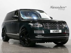 Picture of 2016 16 16 RANGE ROVER SV AUTOBIUOGRAPHY LWB 5.0 SUPERCHARGED V8 For Sale