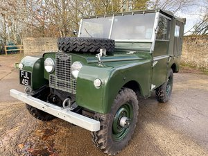 Picture of 1953 Series One 80in +really sorted & super driving example SOLD