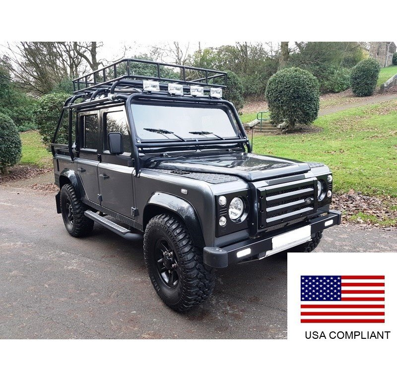 1986 LAND ROVER DEFENDER 300 TDI 110 DOUBLE CAB PICKUP For Sale (picture 1 of 2)