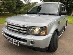 Picture of 2009 RANGE ROVER SPORT 3.6 TDV8 HSE, TOP SPEC, VERY LOW MILES 58K SOLD