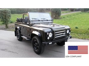 Picture of 1998 LHD Land Rover Defender 90 Soft Top 300 tdi For Sale
