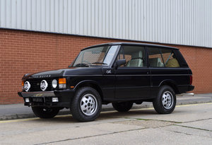 Picture of 1992 Range Rover CSK (RHD) For Sale