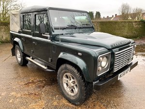 Picture of 2008/58 Defender 110 TDCi XS Doublecab For Sale