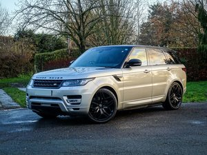 Picture of 2017 Land Rover RANGE ROVER SPORT For Sale