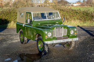 """Picture of 1977 Land Rover Series 3 88"""" Soft Top 200 Tdi Conversion For Sale"""