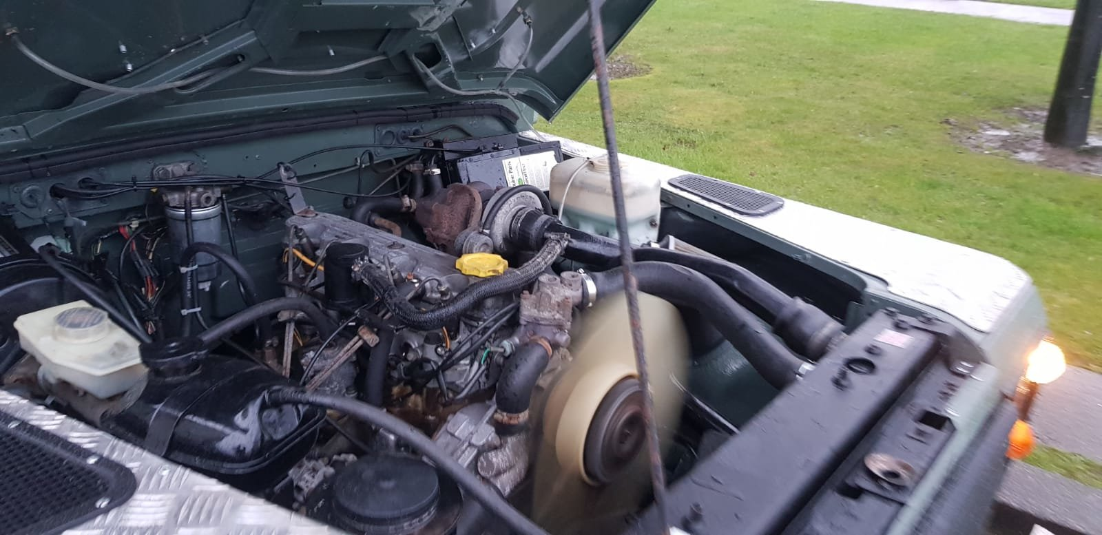 1986 Fully refurbished110 landrover For Sale (picture 2 of 12)